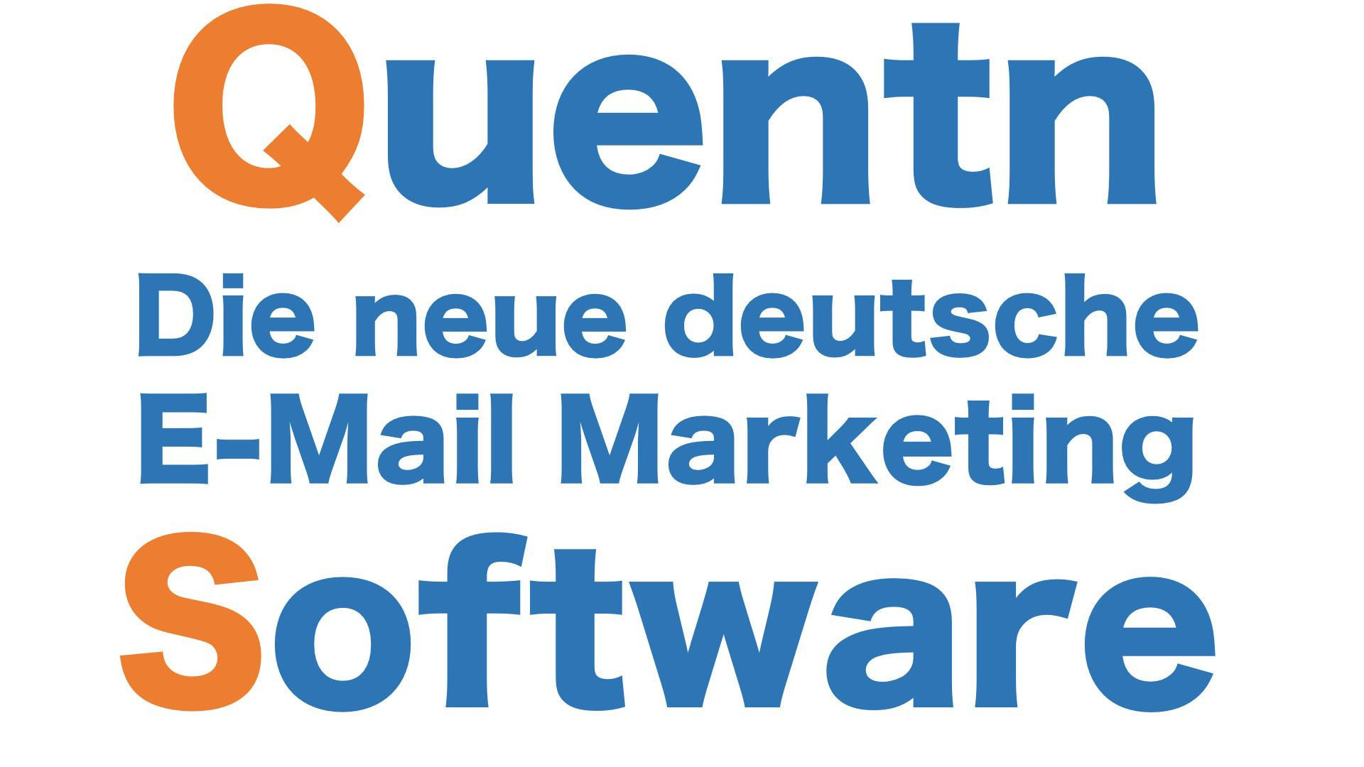 Quentn Email Marketing Software mit Webinar